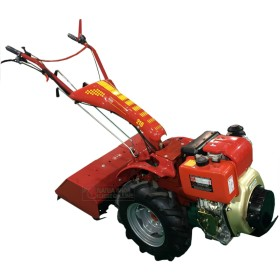 MAB WALKING TRACTOR 210 WITH ENGINE YAMAKAA HP. THE 10 HORSES