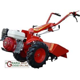 MAB UNIT 203 WITH GASOLINE ENGINE HONDA GX160 HP. 5,5 HP CUTTER CM. 60
