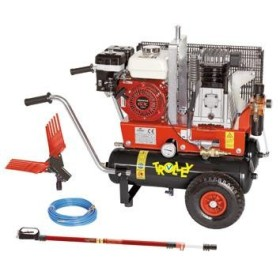 COMPLETE KIT WITH COMPRESSOR AND OR ITS AFFILIATES HONDA ENGINE