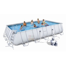 BESTWAY SWIMMING POOL WITH FRAME CM. 671X336X132H MOD. 56278