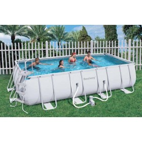 BESTWAY SWIMMING POOL WITH FRAME CM. 549X274X122H MOD. 56223