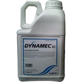 SYNGENTA DYNAMEC ACARICIDE ABAMECTIN LT. 5