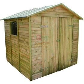 COTTAGE TOOL SHED IN PINE MT. 2 x 2.2 x 2h