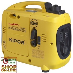 KIPOR GENERATOR INVERTER KAMA IG1000 FOUR TIMES WATTS. 1000 FOR