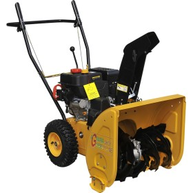 SNOWPLOW VIGOR SNOWY-65 TURBINE CUTTER THE SNOW IS TRACTIONED