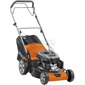 LAWN MOWER INTERNAL COMBUSTION HITACHI ML48HS TRACTIONED CM. 46