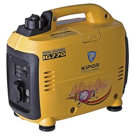 GENERATOR INVERTER KIPOR IG770 WATTS 770 PORTABLE FOUR-STROKE