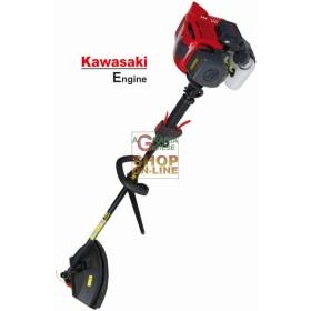 DECESPUGLIATORE KAWASAKI A SCOPPIO DUE TEMPI TJ-45E/I cc: 45,4