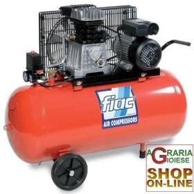 COMPRESSOR ELECTRIC BELT DRIVE FIAC AB50/248M HP. 2 LT. 50