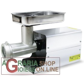 LEONARDI MEAT MINCER ELECTRIC WITH BOX, LACQUERED 22 HP. 1