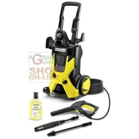 KARCHER high pressure CLEANER COLD WATER K. 5 WATTS. 2100 BAR
