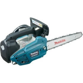 Chainsaw Makita DCS232T by pruning sbrancare ultra lightweight