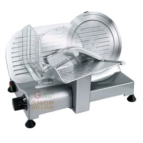 ELECTRIC SLICER RGV PROFESSIONAL LUXURY 25 GL BLADE MM 250