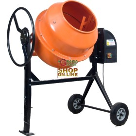 VIGOR CEMENT MIXER ELECTRIC MOD. 130 550W 125 LITERS 220V LT.