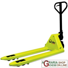 TRANSPALLET LIFTER GS22S4 BY PRAMAC BASIC QUINTALI 22 TON. 2,2