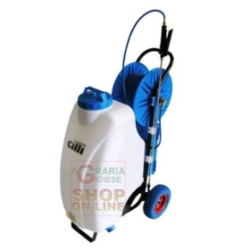 Pump roundup-battery 12 V 45 lt. complete with hose pipe and