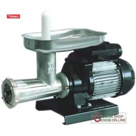 REBER TRITACARNE INOX N. 22 HP. 0,80 WATT 600 9500 N