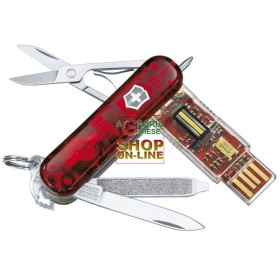 VICTORINOX SECURE 32GB WHITE LED 4.6026.TG32F