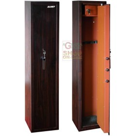 WARDROBE PORTAFUCILI BLINKY 7-SEATER WOOD-EFFECT WITH SOME