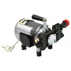ELECTRIC PUMP FOR SPRAYING IRRO 15-25BAR 220 VOLT CONNECTIONS