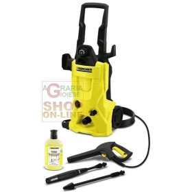 KARCHER IDROPULITRICE ACQUA FREDDA K.4 WATT. 1800 BAR 130
