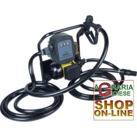 KIT TRAVASO GASOLIO DIAM. 20 230 VOLT