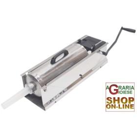 LEONARDI FILLER FOR MEATS STAINLESS STEEL MAXIM 2 SPEED KG. 10