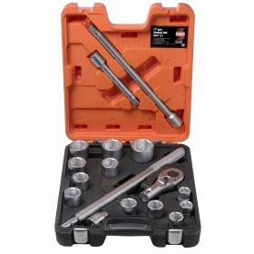 BAHCO ART. SLX 17 SERIES SOCKET WRENCHES PCS. 17 IN. 3/4
