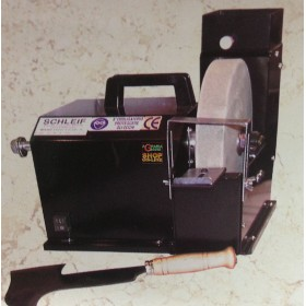 GRINDING MACHINE ELECTRIC GRINDING WHEEL WATER MM 250 SHAFT HP.