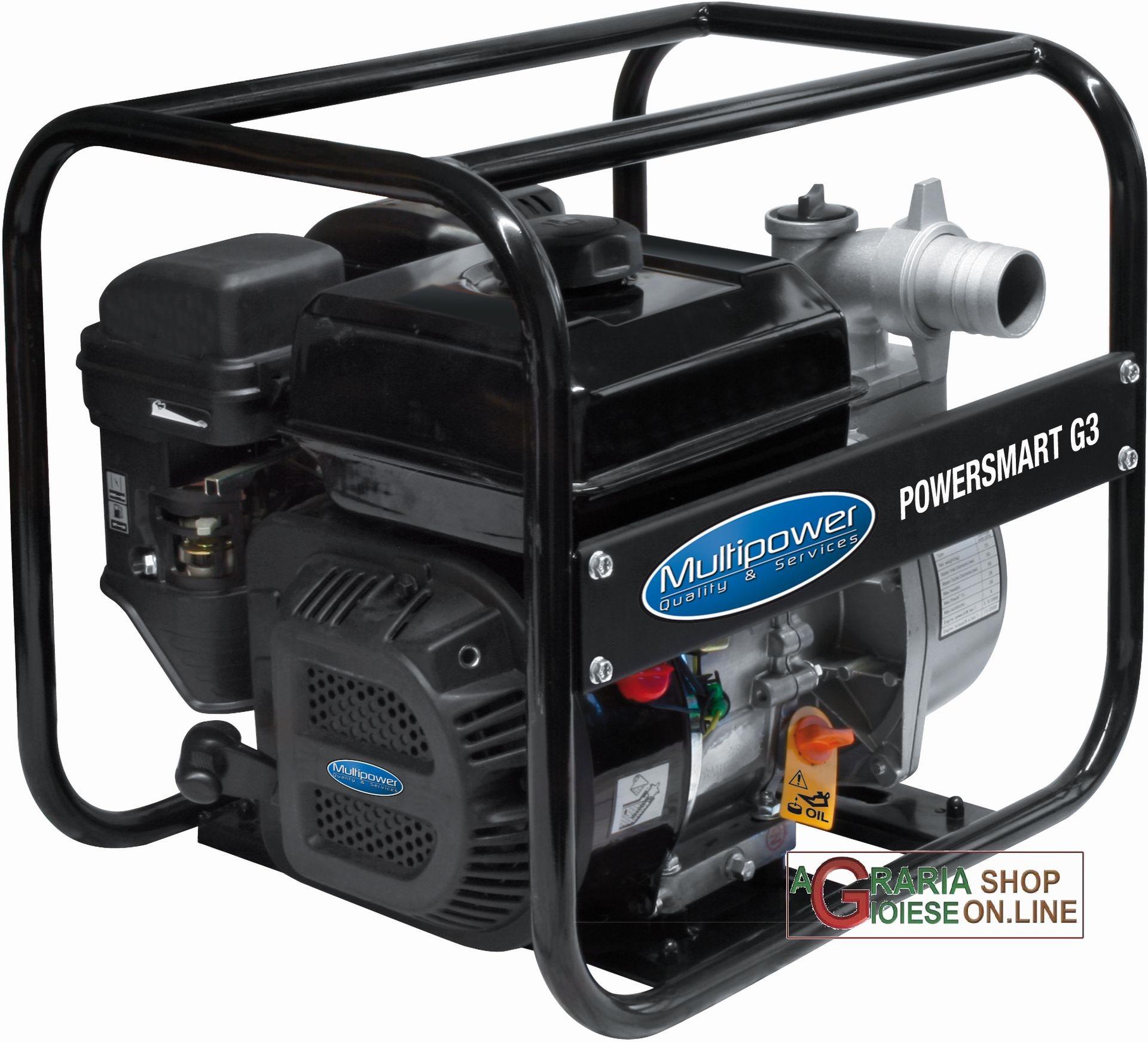 Motopompa a scoppio per irrigazione quattro tempi rato hp for Pompa per irrigazione