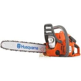 CHAINSAW HUSQVARNA 236 X-TORQ ENGINE HOBBY DC 40 WITH BAR CM. 40