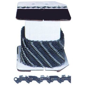 ROLL OF CHAIN FOR CHAINSAW PITCH.325 mm PROFILE. 1,3 mt. 30