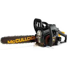 Motosega Husqvarna McCULLOCH CS 35 cilindrata cc 35 barra cm. 40