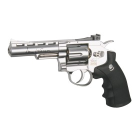 GUN CO2 AIRSOFT DAN WESSON 6 INCH REVOLVER CALIBER, MM 6 JOULE