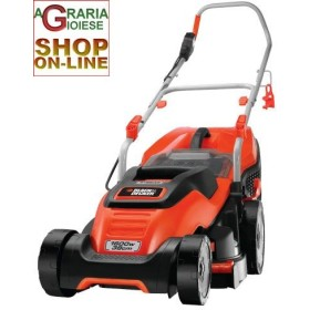BLACK AND DECKER ELECTRIC LAWN MOWERS EMAX 38 I