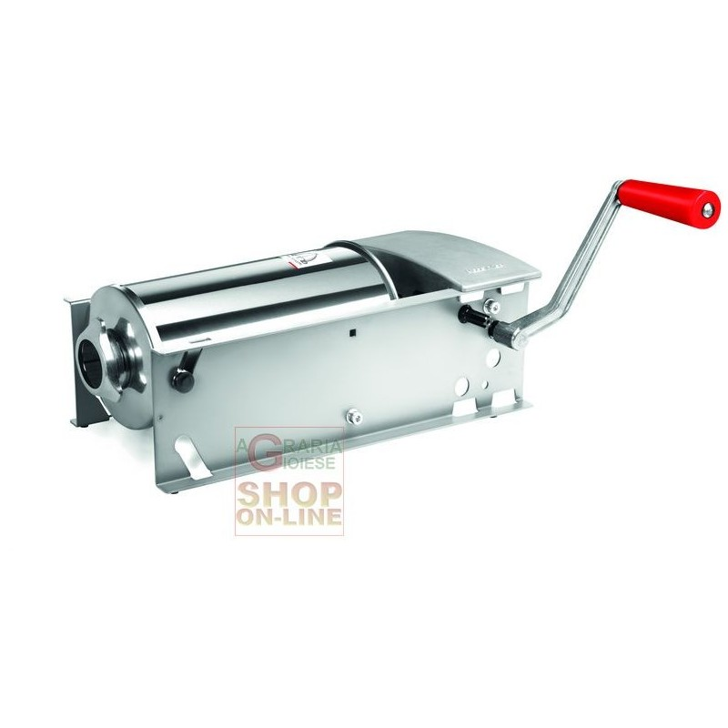 THREE SWORDS FILLER THE MANUAL MOD. STAR 5 STAR THE COLD CUTS STAINLESS STEEL 2 SPEED KG. 5