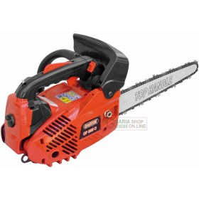 CHAINSAW CASTOR CP 300 FROM POTA BAR WITH CARVING CM. 25 CP300