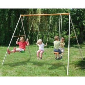 SWING 4 SEATER AND ROCKING CHAIR CAROUSEL