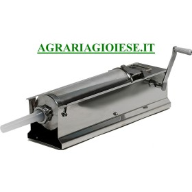 FPL FILLER FOR MEATS STAINLESS STEEL 2 SPEED KG. 8