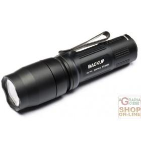 SUREFIRE LED FLASHLIGHT, BACKUP LED 5/80 LUMEN E1B