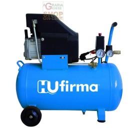 HUFIRMA COMPRESSORE 230V HUCAF-50L 1 CILINDRO DIRETTO HP. 2 LT.