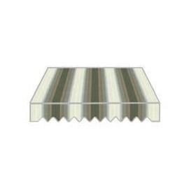 TENDA DA SOLE CON BRACCIA RETRATTILI CM.300X250 TESS. 5005