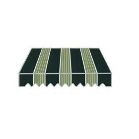TENDA DA SOLE CON BRACCIA RETRATTILI CM.300X250 TESS. 5012