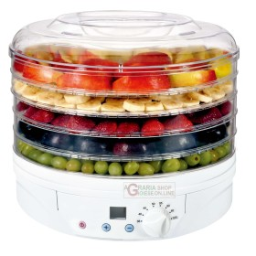 ARTUS DEHYDRATOR DRYER FOR MEAT FISH FRUIT AND VEGETABLES