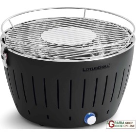 LOTUSGRILL LOTUS GRILL BBQ TABLE PORTABLE EXTERNAL BLACK BLACK