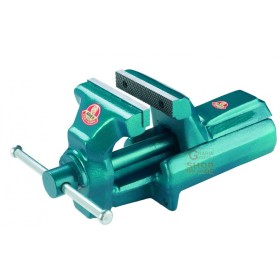 ARIEX PARALLEL VICE, BENCH-FORGED STEEL MM. 100