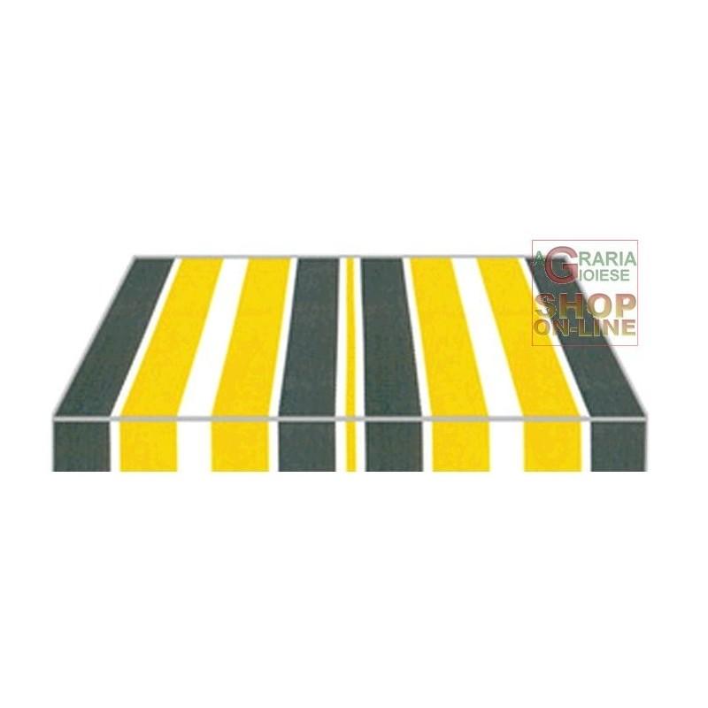 TENDA DA SOLE A CADUTA CM. 300X250 TESS. P 3002