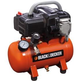 BLACK AND DECKER COMPRESSORE ELETTRICO LT. 6 HP. 1,5