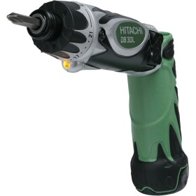 HITACHI CORDLESS SCREWDRIVER LITHIUM LI-ION DB3DL2 3.6 V