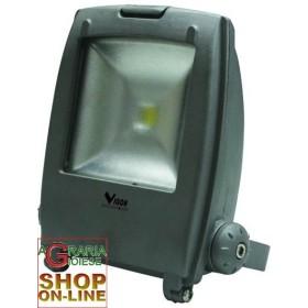 VIGOR HEADLIGHT LED GRAY 4750 LUMENS WATT 50